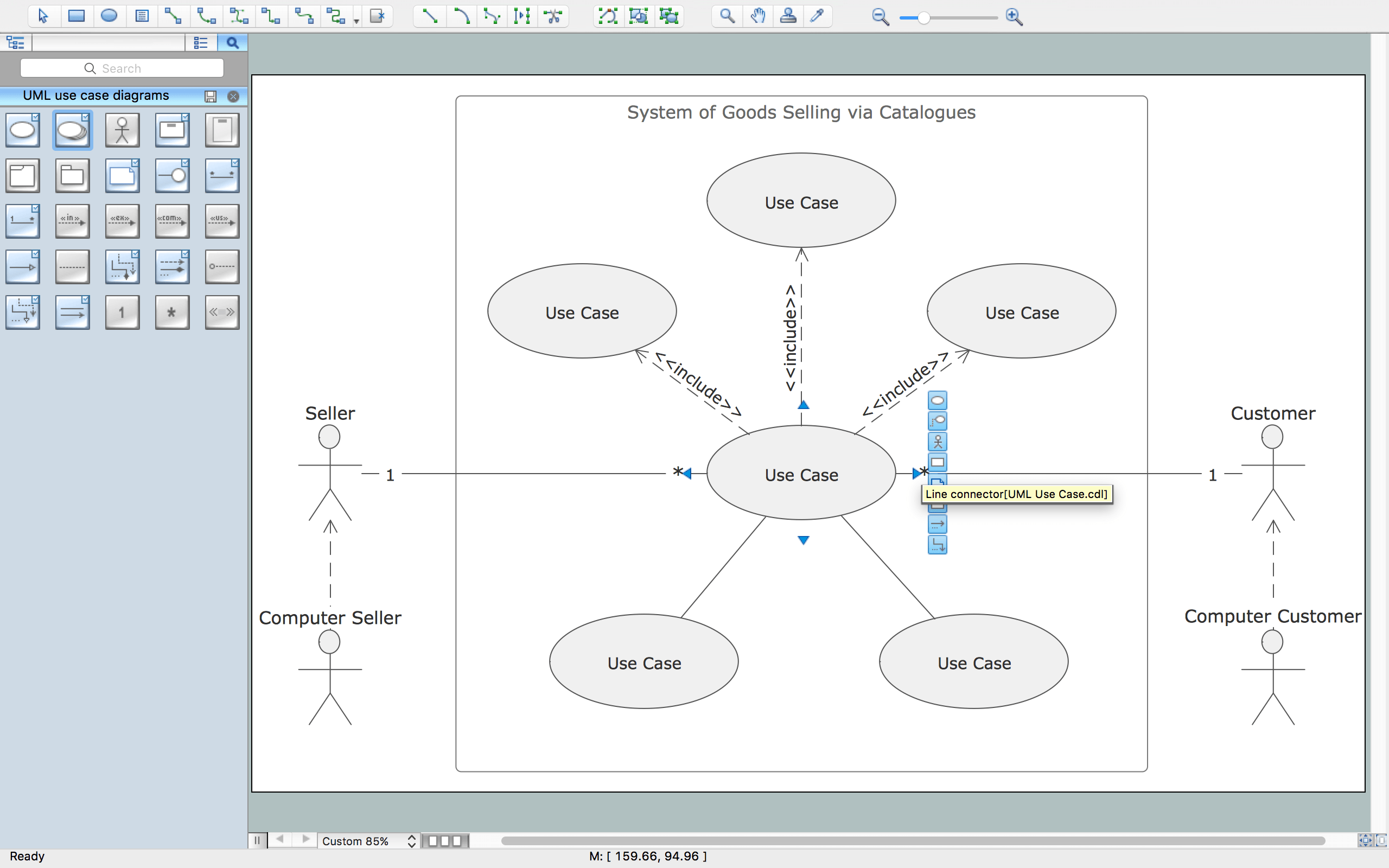 visio sequence diagram library kenwood ddx370 wiring financial trade uml use case example