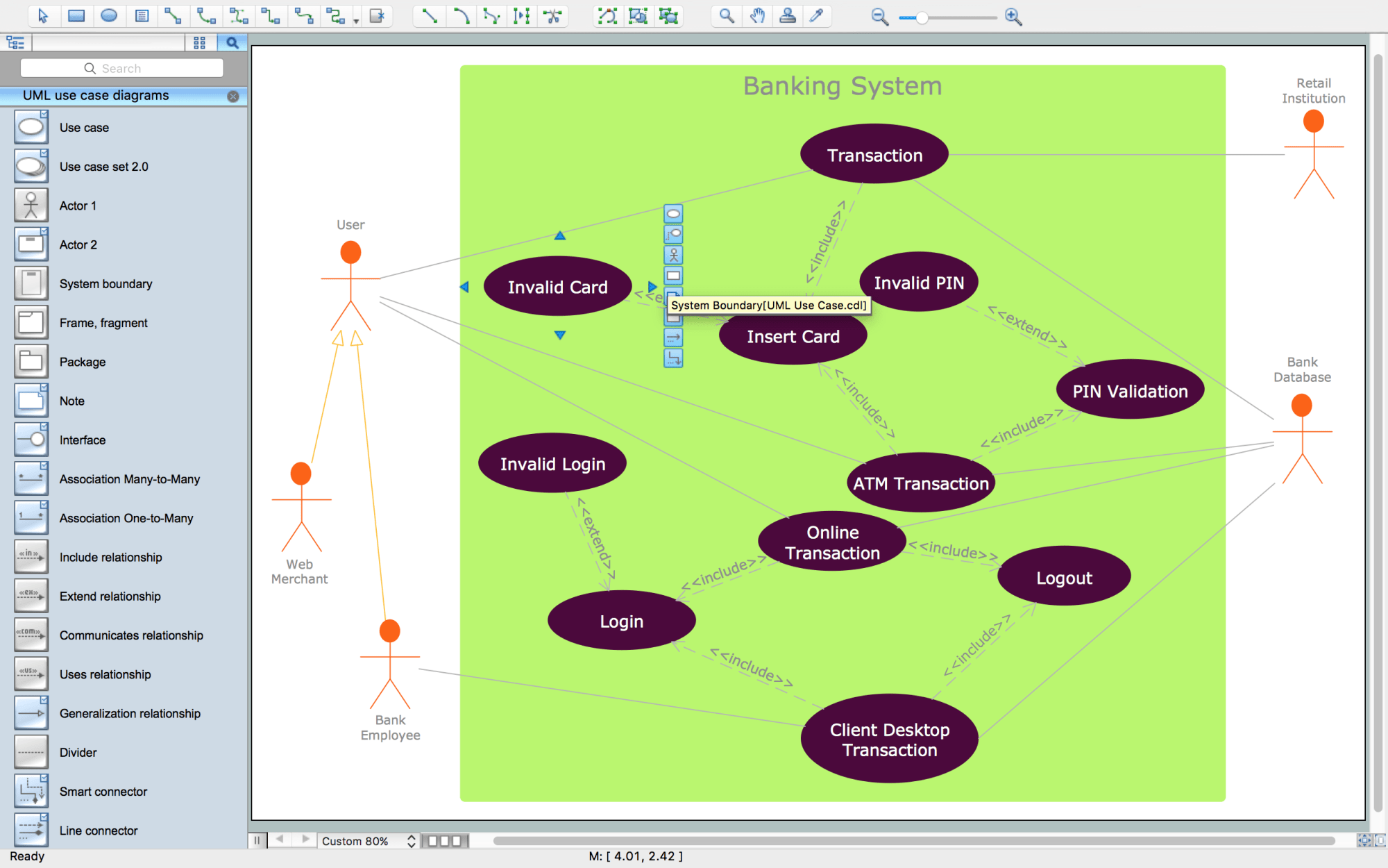 hight resolution of uml use case diagram