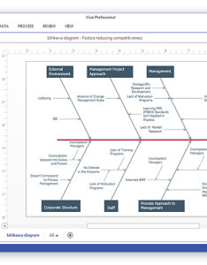 How to create  ms visio cause and effect diagram using conceptdraw pro also timeline examples project diagrams rh