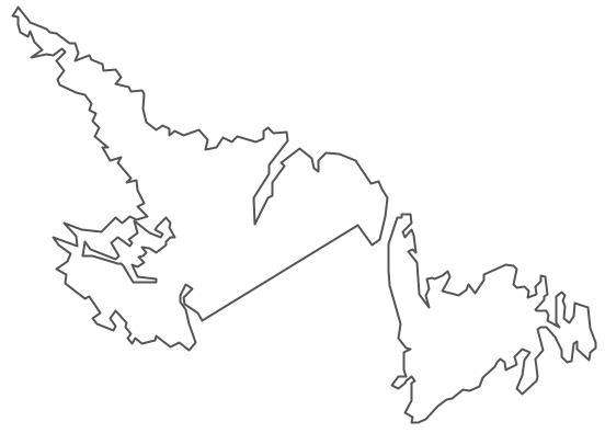 Canada Map Coloring Page Sketch Coloring Page
