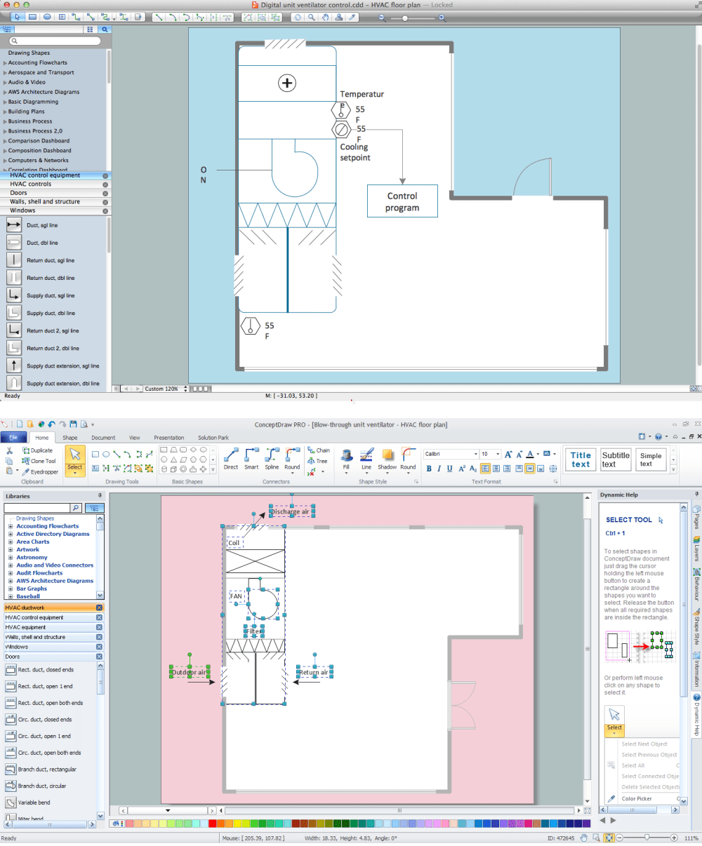 medium resolution of house electrical plan software electrical diagram software rh conceptdraw com