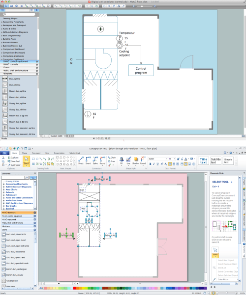 small resolution of house electrical plan software electrical diagram software rh conceptdraw com