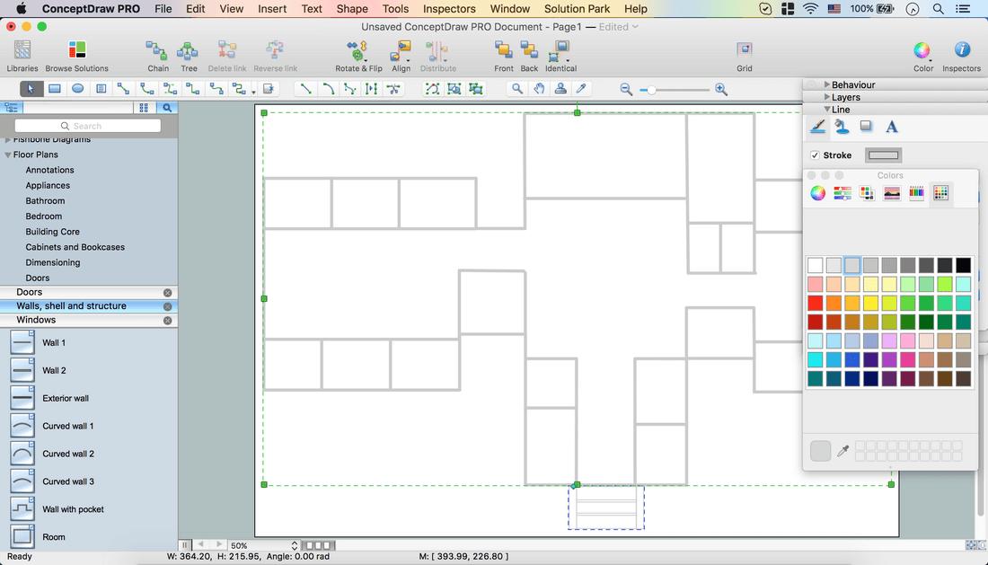 To Create CCTV Network Diagram