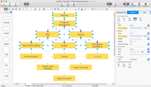 Add a Flowchart to MS Word Document | ConceptDraw HelpDesk