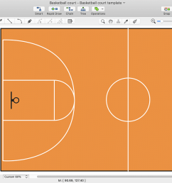 basketball court diagram [ 1280 x 669 Pixel ]
