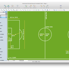 Soccer Positions Diagram Pioneer Deh 245 Wiring 2 Create Position Conceptdraw Helpdesk