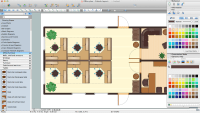 Office Layout Software | Create Great Looking Office Plan ...