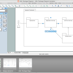 Library Management System In Uml With All Diagrams Emg Wiring Diagram Pa2 Package Diagram, Design Elements