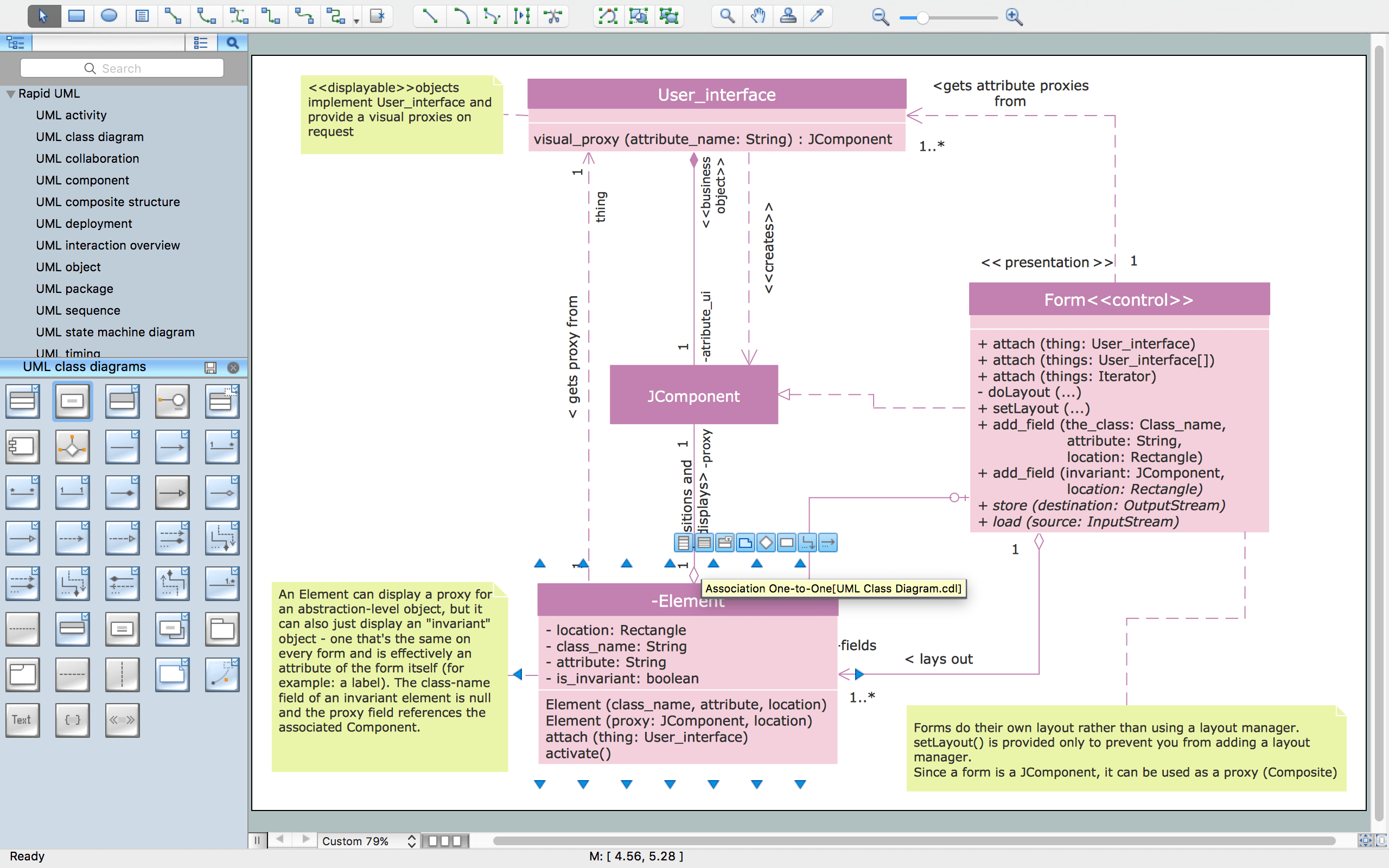 visio sequence diagram library car equalizer uml sample project
