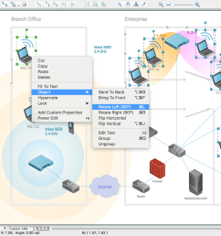 wireless network drawing conceptdraw diagram is an advanced toolwireless network drawing [ 2560 x 1600 Pixel ]