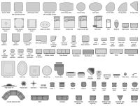 New Basic Floor Plans Solution for Complete Building Design