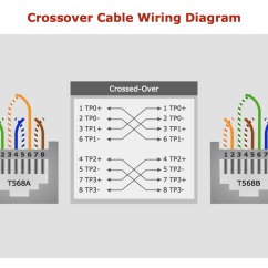 Crossover Cable Wiring Diagram Uml Component Database Management Application Conceptdraw Samples Computer And Networks