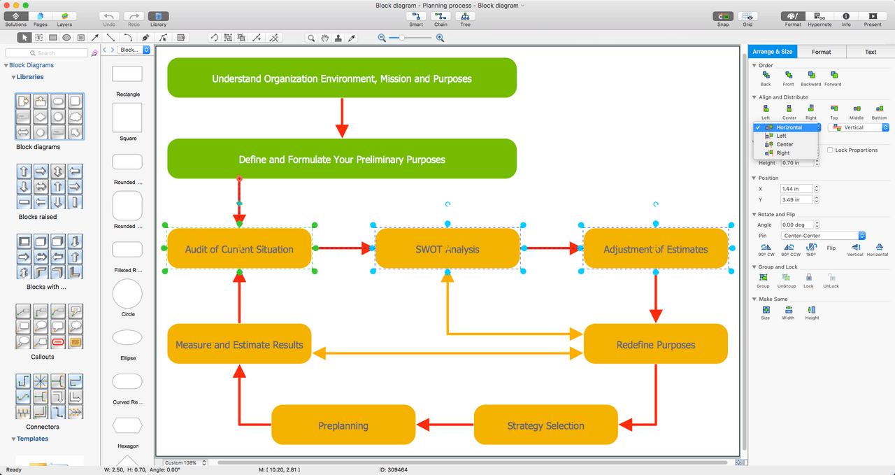 hight resolution of block diagrams solution for macos x