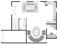 Basic Floor Plans Solution | ConceptDraw.com
