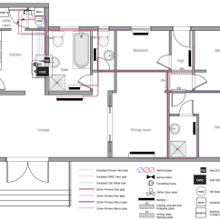 Sewer Diagram For House 1998 Isuzu Rodeo Engine Plumbing And Piping Plans Solution Conceptdraw