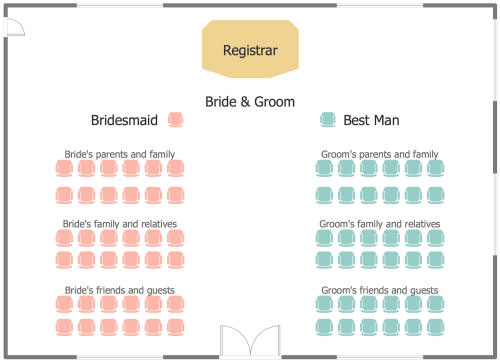 small resolution of wedding ceremony seating plan