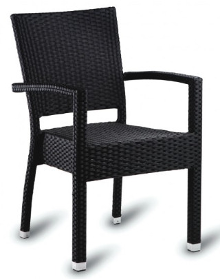 outdoor rattan armchair uk elastic dining chair covers skipper hire for events exhibition wicker