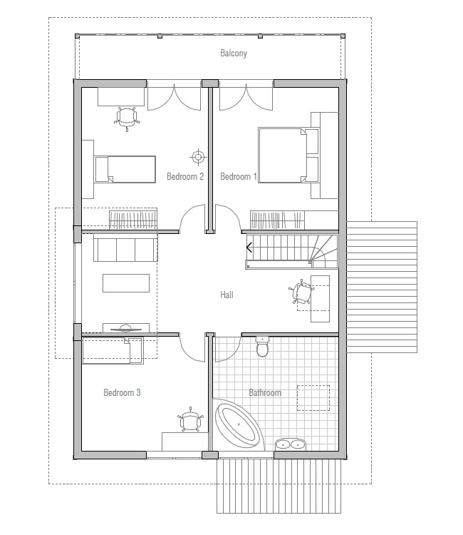 affordable house plans from the plan collection