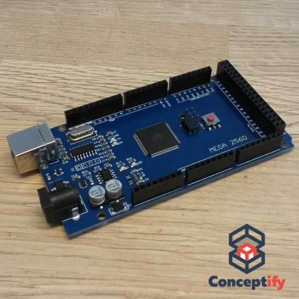 Carte MEGA 2560 pour Imprimante 3D-03