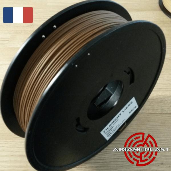 Filament Liège Arianeplast pour Imprimante 3D