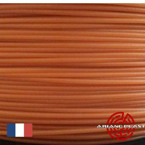 Filament Orange Ocre ARIANEPLAST pour imprimante 3D