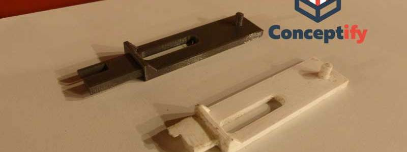 Pièce pour cosy imprimée en 3D