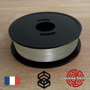 Pla Arianeplast translucide pour imprimante 3D