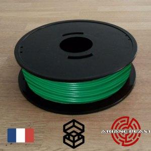 Pla Arianeplast vert pour imprimante 3D
