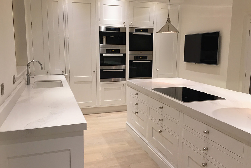 The Modern Shaker Kitchen From Concept Interiors Sheffield