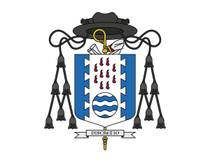 Abbot's Coat of Arms.