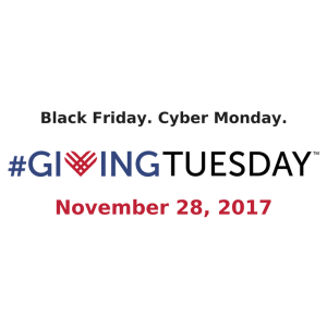 Conception Abbey and #GivingTuesday.