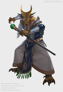 Dragonborn Rogue 5e - Year of Clean Water