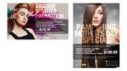 promos aradise hair salon