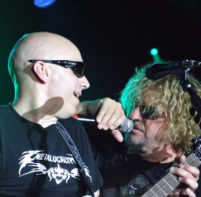 Chickenfoot at The Commodore Ballroom in Vancouver, BC on May 15th 2009
