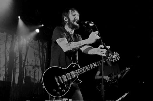 Band of Horses at Commodore Ballroom on September 14 2011 - 7