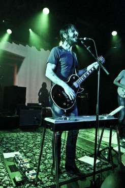 Band of Horses at Commodore Ballroom on September 14 2011 - 21