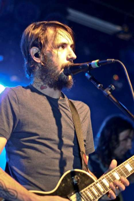 Band of Horses at Commodore Ballroom on September 14 2011 - 24