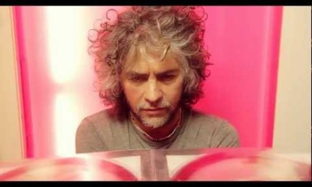 The Flaming Lips and Heady Fwends Issue Blood Filled Vinyl
