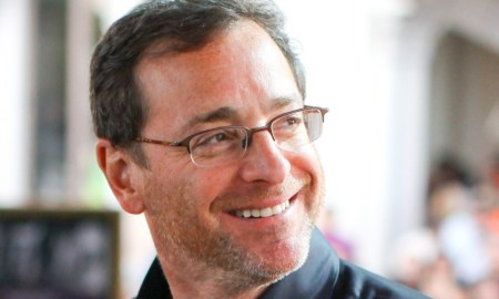 Bob Saget PHOTO (Credit Stephen Seebeck)