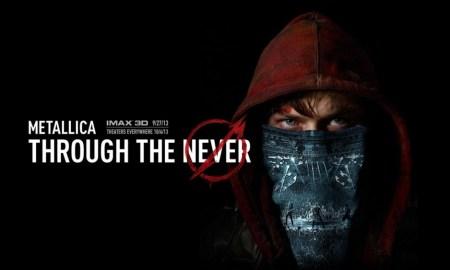 Metallica – 'Through the Never' (Official Theatrical Trailer)
