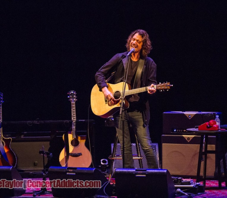 Chris Cornell @ Orpheum Theatre - October 23rd 2013