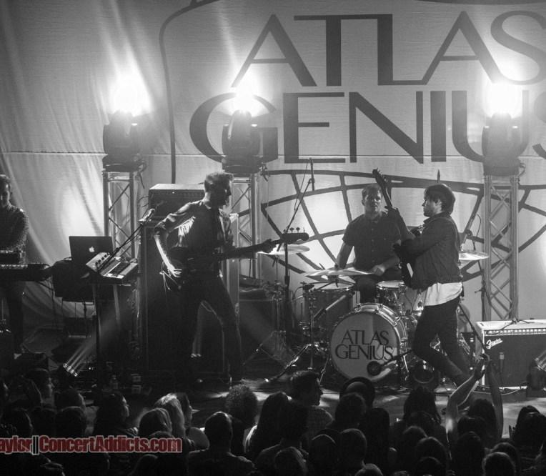 Atlas Genius @ Venue - November 10th 2013