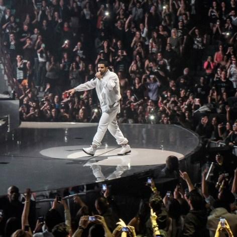 Drake @ Rogers Arena - November 28th 2013