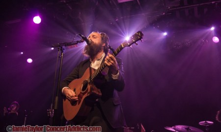 Iron & Wine @ The Commodore Ballroom - November 3rd 201