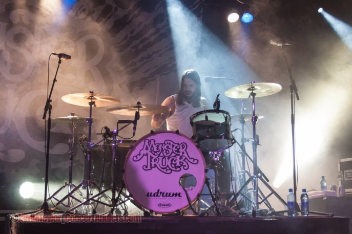 Monster Truck @ The Commodore Ballroom - December 4th 2