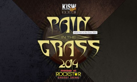 PAIN IN THE GRASS 2014