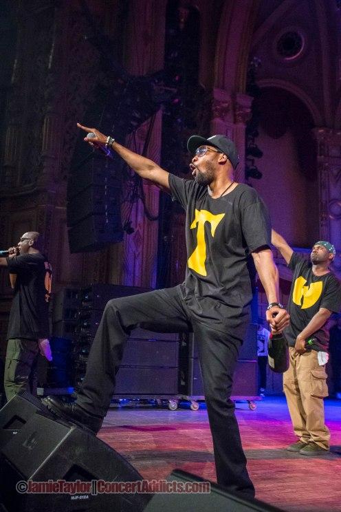 Wu-Tang Clan @ Orpheum Theatre - June 28th 2014