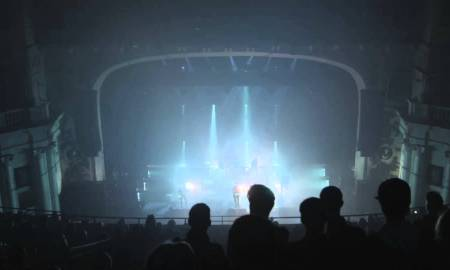 Interpol – 'Anywhere' (Live in Brixton)