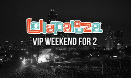 Enter for a Chance to Win a VIP Trip to Lollapalooza copy
