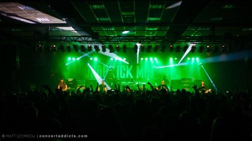 Dropkick Murphys @ Penticton Trade and Convention Centre © Matt Szymkow